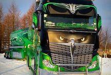 Trucks / Big rigs