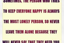 Quotes I like..