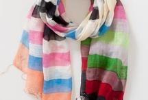 [ la moda - scarves ] / by Tina Thanabalan