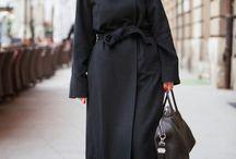Black As My Fashion Uniform