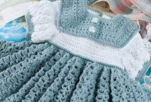 crochet_dress / by Abeer Almomani