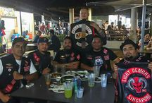 Eight Demons mc-support club of HAMC