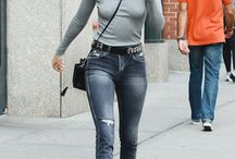fall outfits celebrities