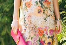 Garden party outfits