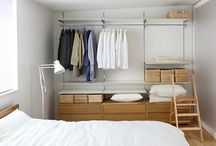 Walk-in closet & Storage