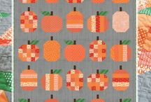 Halloween sewing / Spooky DIY sewing inspiration for Halloween - trick or treat bags, costumes, pumpkins, ghosts and witches. Halloween sewing patterns and tutorials.