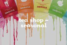 Tea Shop - Seasonal | Magasin de thé - Saisonnier
