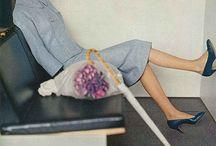 Fashion story 50-s  ХХ century - История моды 1950-е