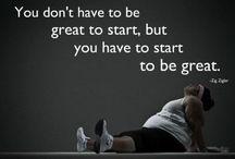 Fitnessssss / Healthy Living