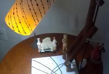 Luminárias / Luminárias artesanais e criações
