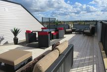 Rooftop Terraces