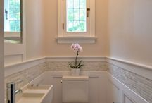 Ames Lake Powder room / by Talisha Smith
