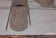 Сделай сам  вязание