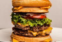 The Burger's Priest Secret Menu / Thirteen burgers on the Secret Menu.    http://www.theburgerspriest.com/secret-menu/