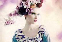 髪飾り Head Bouquet / by Junko Momota