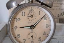 Antique clocks & Alarm clocks