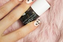 our new leopard chip nail polish ANE
