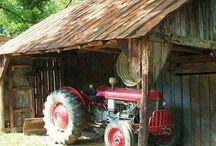 Old Farm Schenes