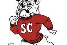 South Carolina State University / Pins that represent all things about South Carolina State University #Bulldogs