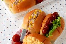 お弁当サンドイッチ