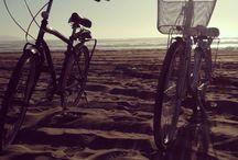 Aire Puro y Bicicleta / Me encanta andar en bici, conoces lugares nuevos, te conectas con la naturaleza y mejor si lo haces en pareja :3