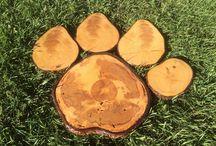 hout werk logs