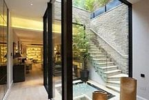 Cellar conversion ideas / Design and structural ideas