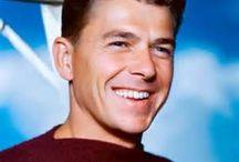 The Man  / Ronald Reagan