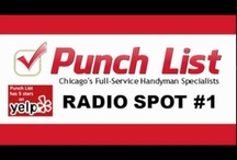 Punch List Videos / Check out these commercials, testimonials, and fun clips from Punch List!