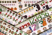 Cross Stitch Books & Patterns