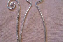 Wire cat by indira.kulanic