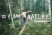 #iamnature / Was gut für dich ist, ist gut für die Natur: http://iamnature.de