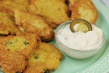 vegan fritters / by andi cohoon