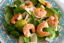 Salads / Healthy can be tasty