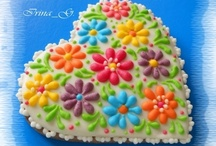 Creative Cookies / by Melody James (Sweet Ivy Confections)
