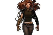 Sara Panzzini - Witchblade cosplay