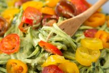 Vegetales / Recetas veganas, vegetarianas. Sin carne però con otras proteines...