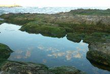 El Mediterráneo tal como era / Recorrido por la costa sur del Mediterráneo, buscando el tiempo perdido.