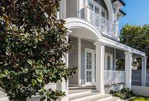 Exterior Hampton's, country & coastal
