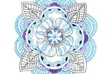 zentagle drawing
