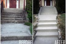 Concrete / Concrete projects for around your home