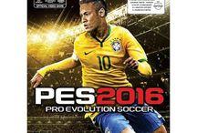 PES and FIFA