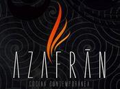 AZAFRÁN /  Internacional, Contemporánea y Gourmet