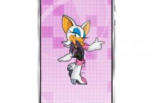 Sonic for your Electronics / Looking for a new phone case or tablet cover? We've got you... uh... covered.