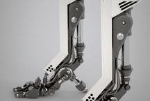 Robotic/Hardsurface Legs