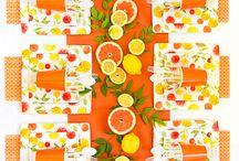 Fiesta de Verano, Supertribus / Ideas para organizar la mejor Fiesta temática del Verano. Ideas for Summer Parties.