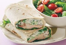 Healthy Recipes / Healthy eating can be delicious!  Get OnTrack with these recipes!