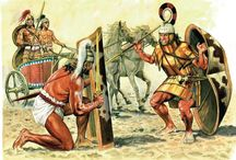 Warriors of the Aegean World