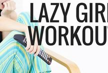 Exercise / Lazy workouts