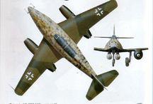 Me-262 / Messerschmitt Me-262